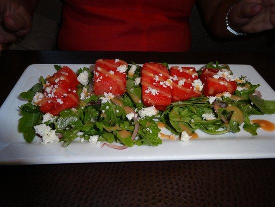 Fish Urban Dining: Watermelon Salad