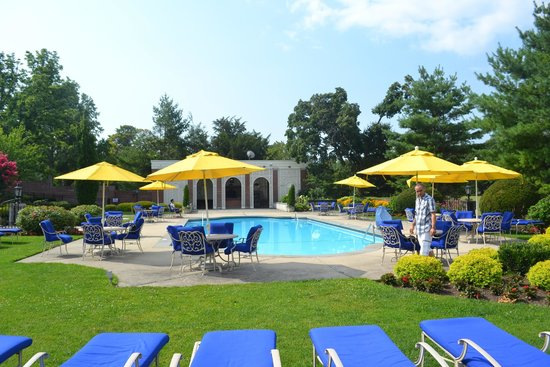Glen Cove Mansion and Conference Center: pool