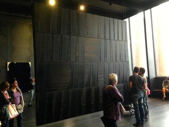 Musée Soulages : Musee Soulages