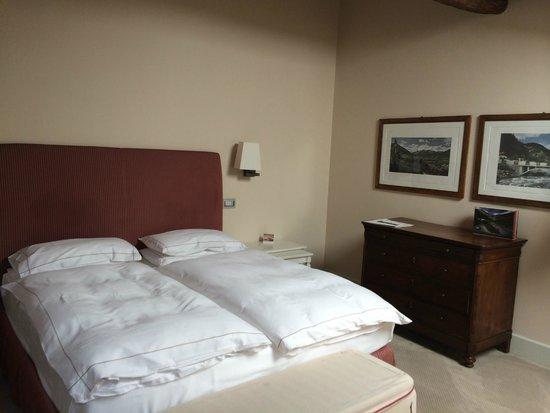 Grand Hotel della Posta: Room 308