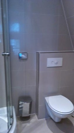 Hotel Van Gogh: Bathroom 1