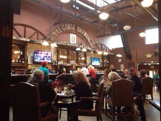 Royal Gorge Brewing Co. & Restaurant : Locale