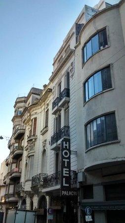 Hotel Palacio: Fachada.