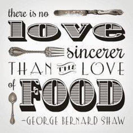 Zest Kitchen: Love of food