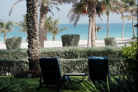 Jumeirah Dar Al Masyaf at Madinat Jumeirah : Villa 8 Room 803 - Room with a view!