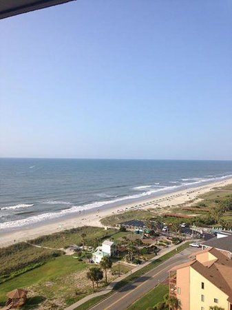 Forest Dunes Resort: our view