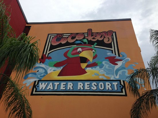 Coco Key Hotel and Water Park Resort: Coco Key welcome you!