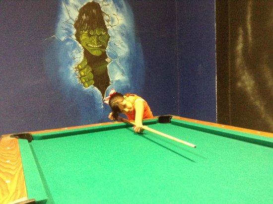 Royal Solaris Los Cabos: Sala de juego para adolescentes