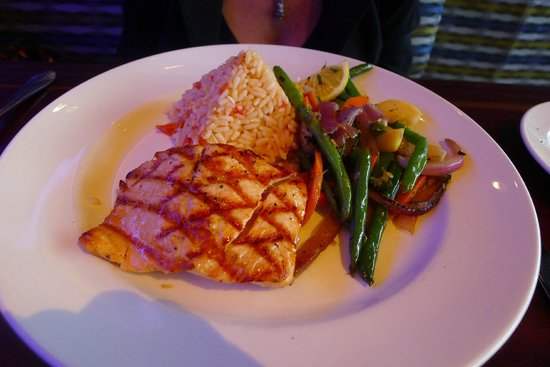 Lavazza coffee picture of big fish seafood bistro for Big fish princeton nj