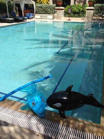 Jumeirah Dar Al Masyaf at Madinat Jumeirah : Villa pool - an alternative to the larger hotel pool