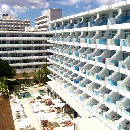 Iberostar Bahia de Palma: Panorama dalla camera