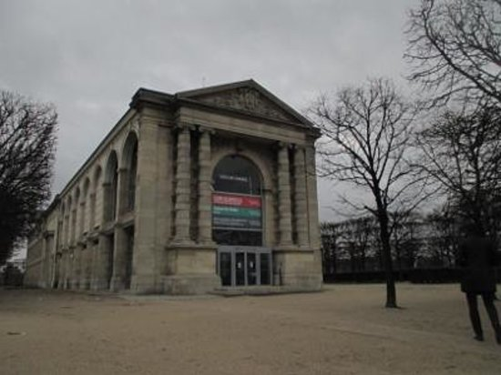 Jeu de Paume: ジュ・ド・ポーム美術館