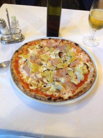 4 stagioni foto di pizzeria gemelli milano tripadvisor - Gemelli diversi pizzeria milano ...