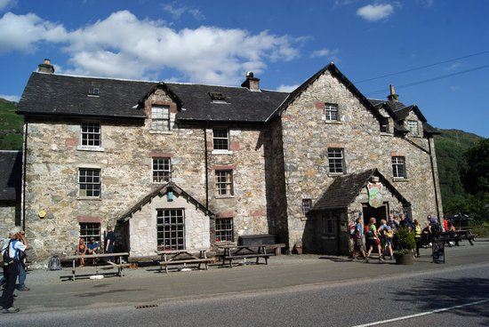 The Drovers Inn >> Vista Esterna Picture Of The Drovers Inn Arrochar