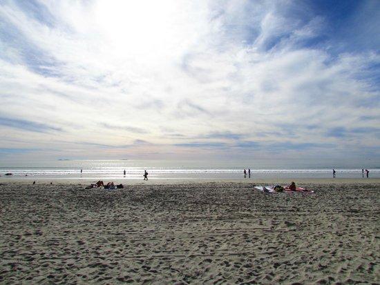 Coronado Municipal Beach : Praia de Coronado