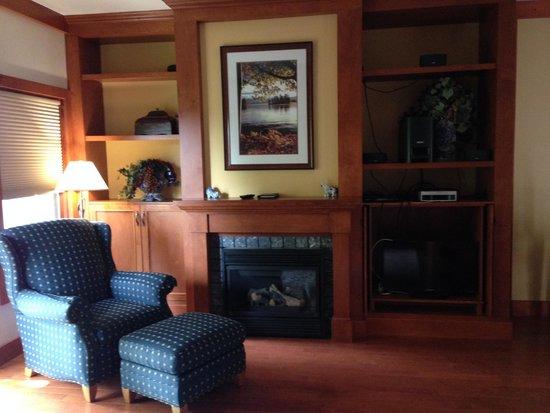 Sun Castle Resort: Living room