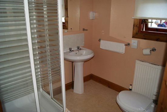 The Drovers Inn: Bagno