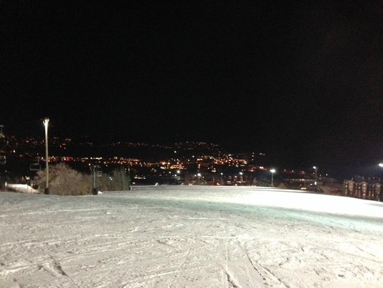 Park City Mountain Resort : ready for some night snowboarding