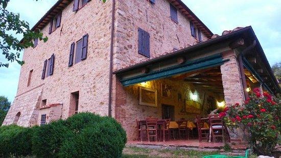 Antica Tenuta Le Casacce: restaurant