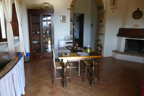 Antica Tenuta Le Casacce: room