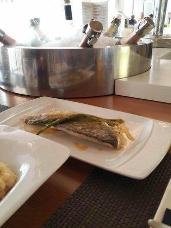 La Moraga: excellent food