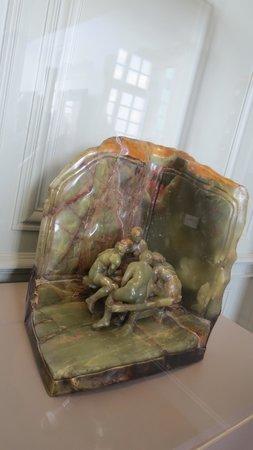 Musée Rodin : The Gossips (Claudel)