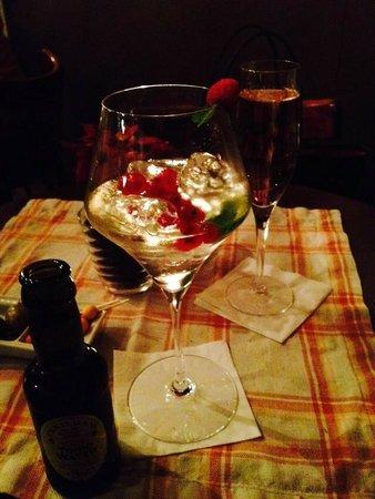 Vinhmm: Gin Tonic...