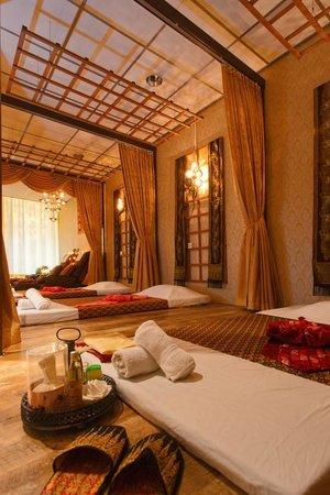 Chockdee Thai massage: Chockdee massage