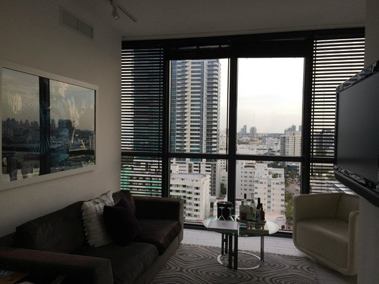 W South Beach: Suite