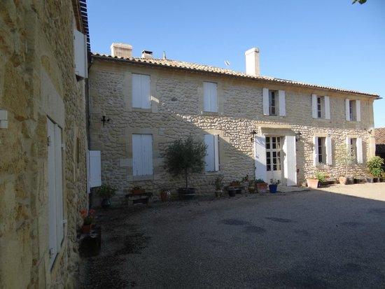 Chambres d'hotes Saint Emilion Bordeaux: Beau Sejour: Welcome!