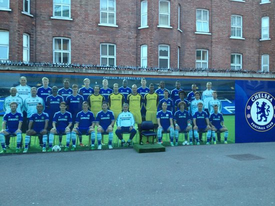 Millennium & Copthorne Hotels at Chelsea Football Club : Be part of the team