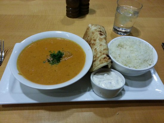 Orchards Restaurant & Bar: Indian Butter Chicken