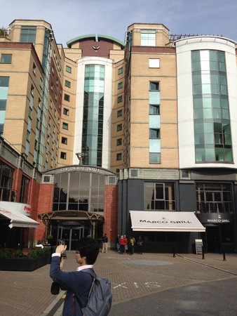 Millennium & Copthorne Hotels at Chelsea Football Club : Copthorne Hotel