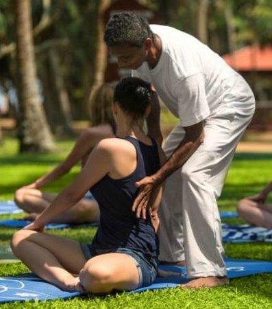 Tangerine Beach Hotel: Yoga