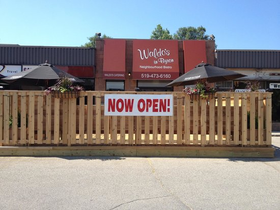 Waldo's on King: Waldo's in Byron,come and try it out.