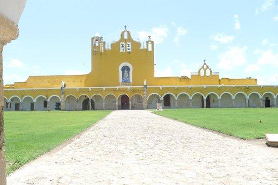 Izamal  Ruins: Convento Franciscano