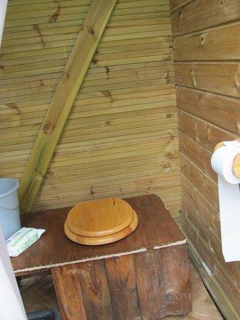 Reserve Biologique des Monts d'Azur : Toilettes sèches