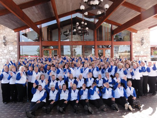 Inn of the Hills Hotel & Conference Center: 75th Motor Maid Convention