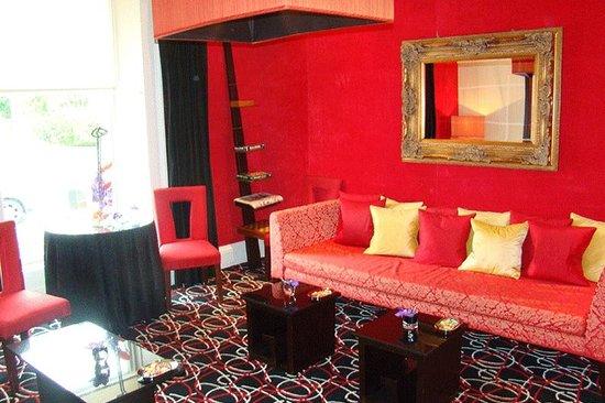 Rocpool Reserve hotel & Chez Roux: Lounge