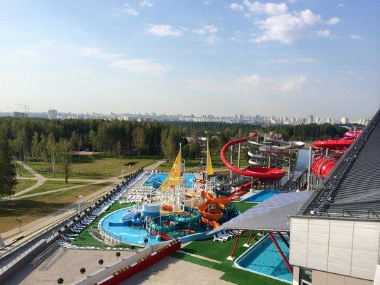 Aquapark Lebyazhiy