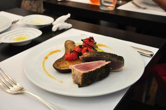 Le Séjour Café : Tuna.