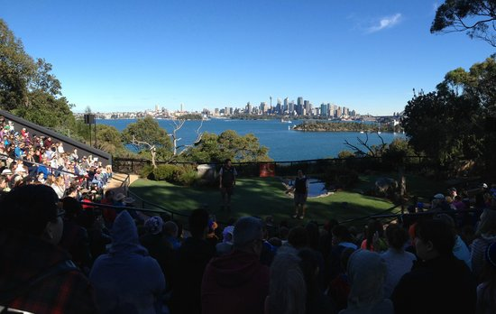 Taronga Zoo: Vista