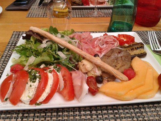 Samaná : Salade italienne