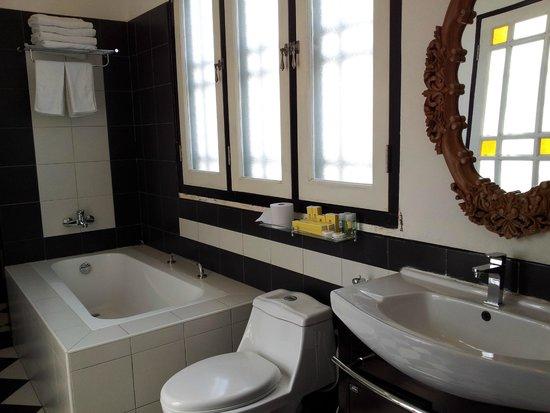 Jonker Boutique Hotel: Bathroom.