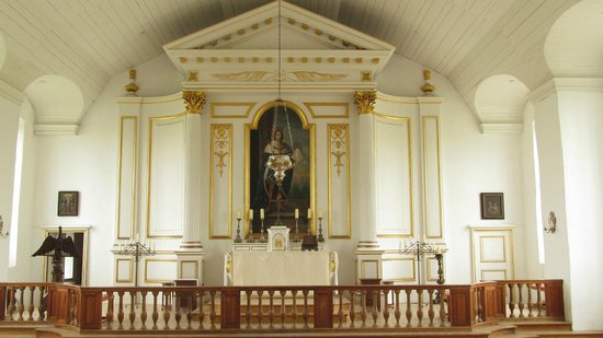 Fortress of Louisbourg National Historic Site: Chapel
