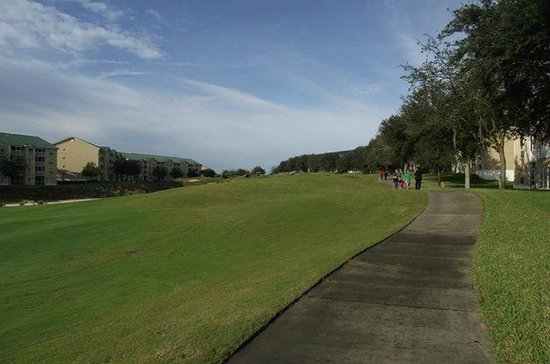 Mystic Dunes Resort & Golf Club: Golf course