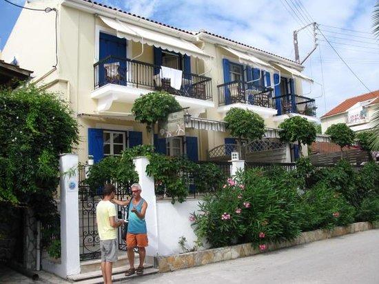 Kiki Apartments : View of Apartments