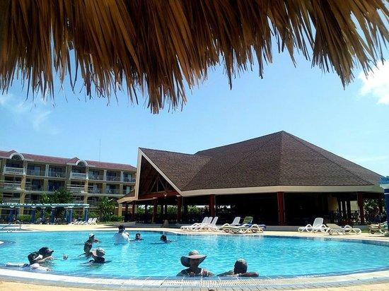 IBEROSTAR Laguna Azul: We enjoyed it.