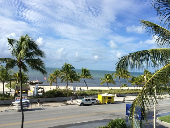 Sheraton Suites Key West: view from our room