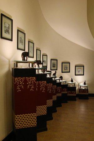Tara Angkor Hotel: Lobby